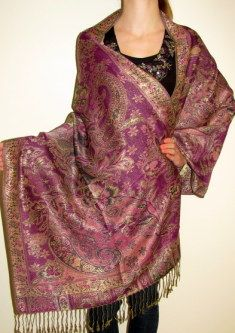 Shawls add style to your costume http://www.rivaji.com/shawls-add-style-costume/