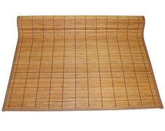 3x8-36-x96-Brown-Bamboo-Floor-Mat-Area-Rug-Tatami-Oriental-Chinese-Japanese