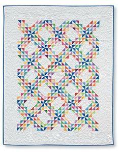 Making Waves Quilt Kit  48 x 60