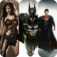 This is something I pit together in my photo editor... the trinity three♡♥~♥~