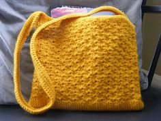 Sunny Shell Purse - Crochet Pattern  My Mom did purses, hats, vests for my Sis and I in the 70's!