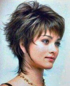 Short Shaggy Hairstyles Short Straight Hairstyles For Fine Hair  Pinterest  Fine Hair