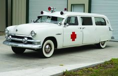 1951 Ford Ambulance By Siebert