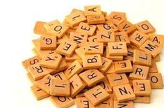 300-Scrabble-Tiles-NEW-Scrabble-Letters-Wood-Pieces-3-Complete-Sets
