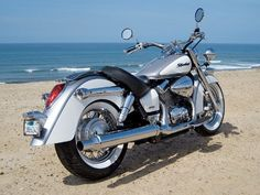 2006 Honda Shadow Aero 750 - I *need* this...