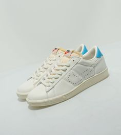 Reissued vintage Nike Tennis Classic exclusive to the UK's Size? store. $95.00