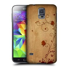 HEAD-CASE-DESIGNS-WOOD-ART-HARD-BACK-CASE-FOR-SAMSUNG-GALAXY-S5