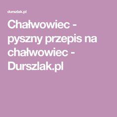 Chałwowiec - pyszny przepis na chałwowiec - Durszlak.pl
