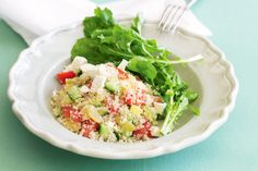 Lemon And Feta Couscous Salad Recipe - Taste.com.au