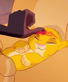 30 Days of Disney Day 3- Favorite Animal Hero: Simba from The Lion King definitely!