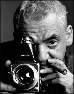 """I got film in my blood,"" —Weegee Philippe Halsman/Magnum Photos, New York City, 1961 Weegee Photography, History Of Photography, Street Photography, Men Photography, Magnum Photos, Famous Photographers, Portrait Photographers, Photographer Self Portrait, Karl Marx"