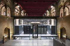 New MareNostrum's photos. Enjoy the pictures of the new MareNostrum supercomputer!