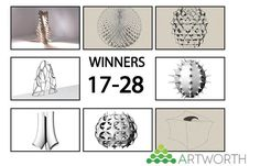 Artworth Offering Custom 3D Printed Light Fixtures - 3D Printing Industry