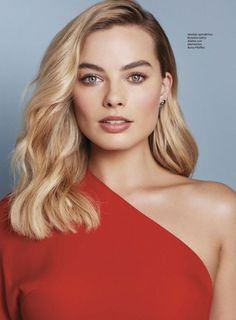 Margot Robbie – Glamour Mexico August 2016 Issue