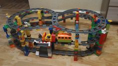 Lego duplo train Lego duplo train The post Lego duplo train appeared first on Knutselen ideeën. Lego Duplo Train, Lego Robot, Lego Trains, Lego For Kids, Diy For Kids, Creative Activities For Kids, Lego Games, Lego Blocks, Lego Building