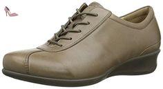 Ecco Abelone, Chaussures de ville femme - Marron (Navajo Brown), 36 EU - Chaussures ecco (*Partner-Link)