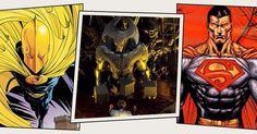 A história prova que ninguém pode se tonar um deus sem ter uma grande arma pra amedrontar, e nos quadrinhos não é diferente. Confira as 10 armas mais poderosas do Universo DC!