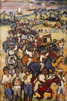 El ejército de esclavos, la mayor revuelta de los EEUU