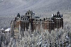 """People Actually Want To Visit These Dark Places, But You Should Avoid Them. Here is one example - Banff Springs Hotel, Canada. This sprawling Canadian railway hotel is rumored to be one of the most haunted places in the world. Many venture to the mountains of Alberta just to see the ghosts of a family that was once murdered there. Have a look on EKCKO at the other """"dark places""""."""