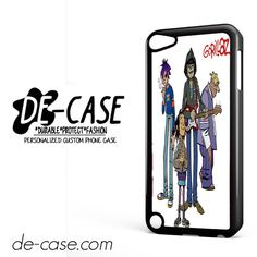 Gorillaz DEAL-4788 Apple Phonecase Cover For Ipod Touch 5