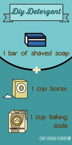 Guide to DIY: Cleaning Just borax or super wash soda. Not much. Food grade hydrogen peroxide for bleach.Just borax or super wash soda. Not much. Food grade hydrogen peroxide for bleach. Natural Laundry Detergent, Homemade Laundry Detergent, Homemade Cleaning Products, Natural Cleaning Products, Cleaners Homemade, Diy Cleaners, Tips & Tricks, Cleaning Hacks, Cleaning Supplies
