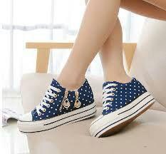 Trendy Shoes, Cute Shoes, Me Too Shoes, Casual Shoes, Denim Shoes, Converse Shoes, Shoes Sneakers, Sneakers Fashion, Fashion Shoes