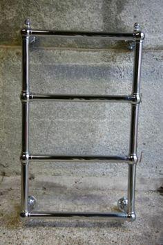 Traditional Victorian Style Wall Mounted Heated Towel Rail Bathroom Radiator