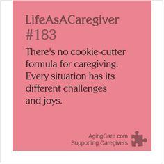 Become a more empowered and educated caregiver by downloading this free Caregiver Survival Guide: http://www.AgingCare.com/eBook?ebs=sm #LifeAsACaregiver