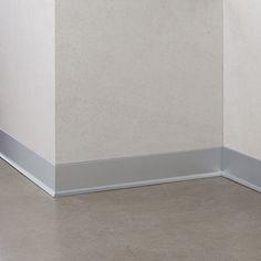 Aluminum baseboard NOVORODAPIE® L Aluminio EMAC COMPLEMENTOS, S.L.