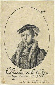 King Edward VI played an important during the Tudor era and in the family history of Queen Elizabeth I. King Edward VI was the much longed-for son and heir of King Henry VIII. He was raised by his governesses and tutors. His father was distant and had high expectations of his son. He was an extremely intelligent boy and excelled at all subjects. He was expected to achieve the highest standards and spent long hours at his books. He had few real friends.