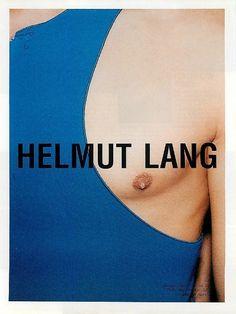 #helmutlang #fashion