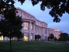 Kelvin Smith Library - Exterior