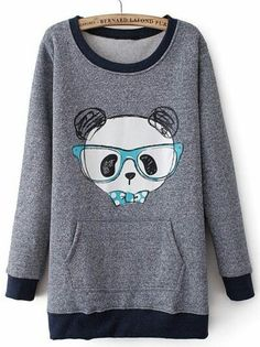 #panda T-shirt! This is a must have♡