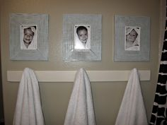 kids bathroom hooks for towels - Google Search