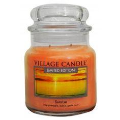 Village Candle Limited Edition Medium Jar - Sunrise