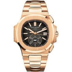 Patek Philippe Nautilus Chronograph RG Watch 5980/1R-001