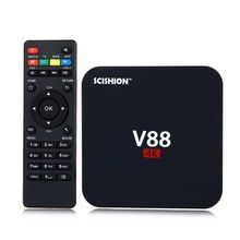 SCISHION V88 Smart TV Box Rockchip 3229 Quad Core 4K H.265 1GB DDR3 RAM 8GB eMMC ROM Mini PC Android TV Box Set-Top Box     Tag a friend who would love this!     FREE Shipping Worldwide     #ElectronicsStore     Buy one here---> http://www.alielectronicsstore.com/products/scishion-v88-smart-tv-box-rockchip-3229-quad-core-4k-h-265-1gb-ddr3-ram-8gb-emmc-rom-mini-pc-android-tv-box-set-top-box/