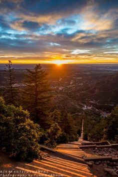 Colorado: Manitou Incline Hike