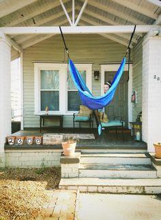Just hangin' | Eno | Tennessee いいな! mid-teriaがあればできる。