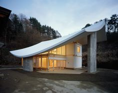 "Chushin-ji by Katsuhiro Miyamoto & Associates ""Location: Kamiina-District, Nagano, Japan"" 2009"
