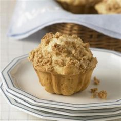 When it comes to breakfast on the go, there ain't nothin' like a muffin. Find the recipe here.