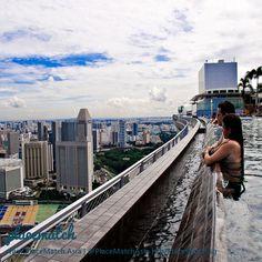 Marina Bay Sands Resort #Singapore. Check some amazing clicks.