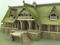elvish architecture - Szukaj w Google