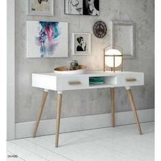 En tiendamueblesonline.net, comprar muebles online, muebles Almería, encontrará escritorio de estilo nórdico DK900 de Dugar Home, por tan solo…