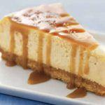 Cheesecake au caramel au cookeo