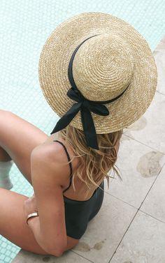 Sail Away hat in natural | Showpo