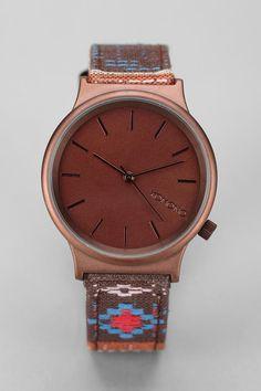 KOMONO Wizard Pan-American Watch  #UrbanOutfitters $75