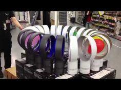 ヨドバシカメラ札幌店が「ダイソンの羽のない扇風機」でワクワク感が半端ない実演販売を実施 | netgeek