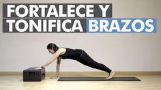 Rutina formada por cuatro (4) ejercicios para tonificar y fortalecer toda la parte superior, tus brazos, hombros, espalda y pecho, para realizarla dentro o fuera de casa.