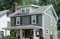 Ivy Lea Construction are the top vinyl siding installation contractors in Buffalo and all of western NY. Vinyl Siding Installation, Siding Contractors, Ivy, Shed, Construction, Outdoor Structures, House, Building, Home